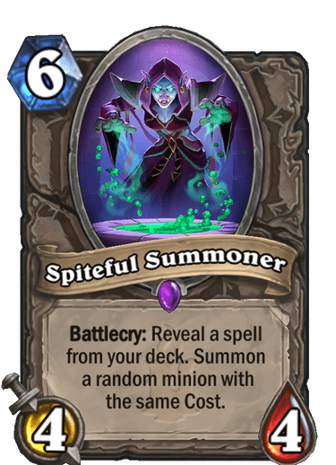 Spiteful Summoner